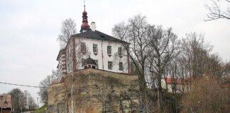 zamek skalka