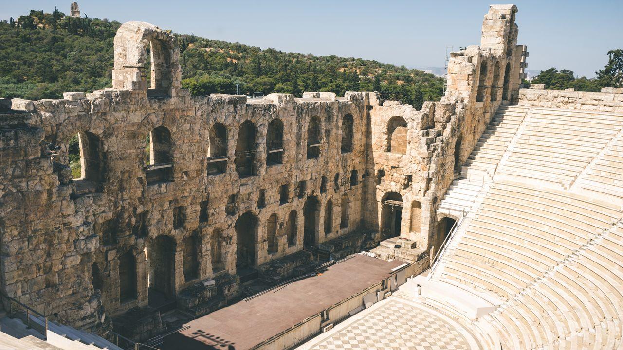 Acropolis Herodes divadlo