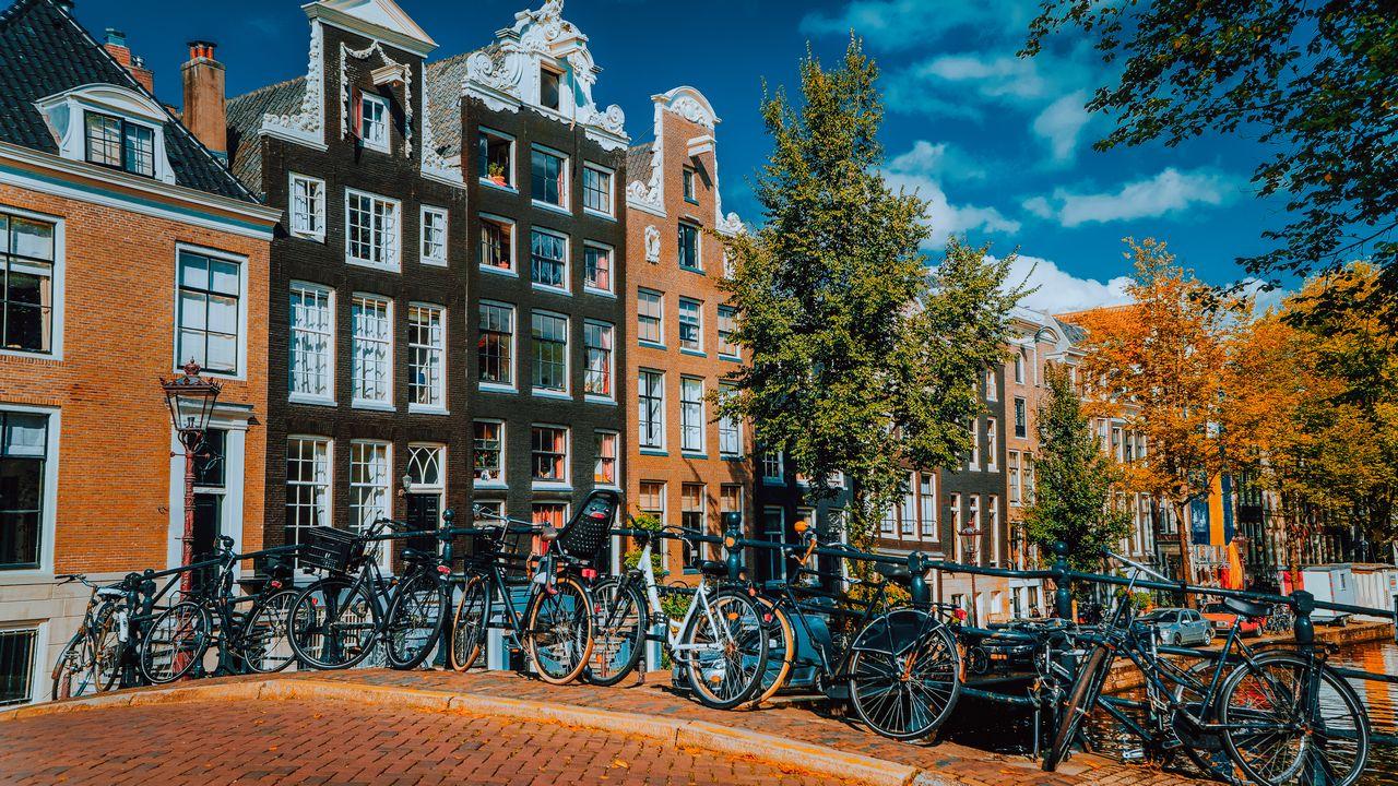 Ulice v Amsterdamu