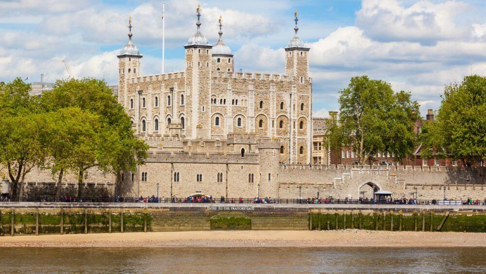 Architektura - Londýn
