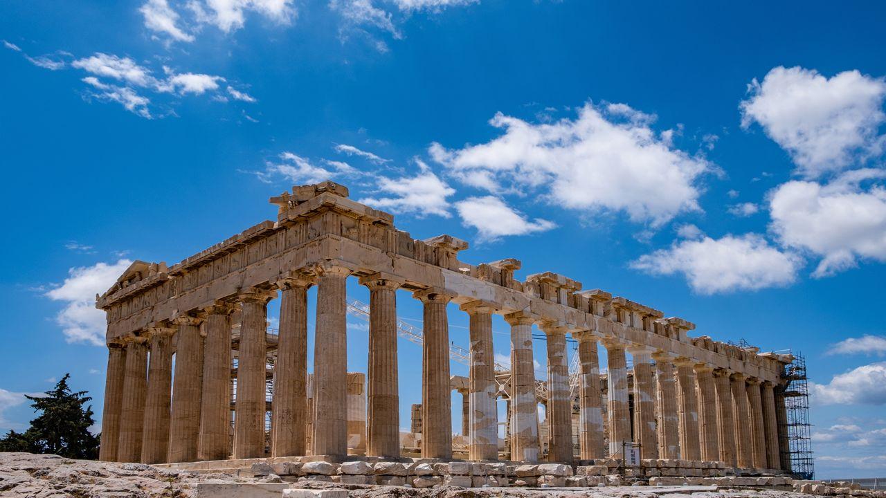 Atény - Řecko