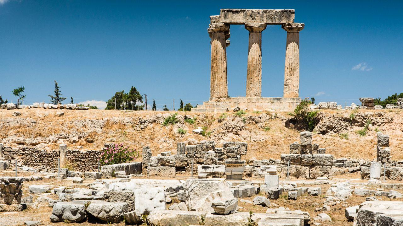 Ateny památky