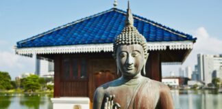 Budhisticky charma Colombo