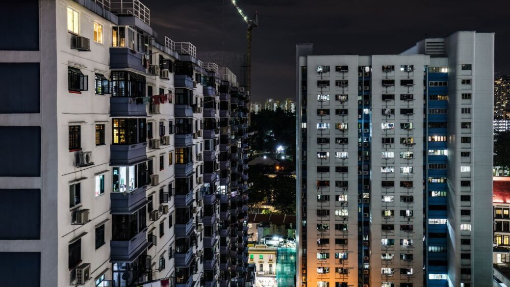 Budovy v Singapuru