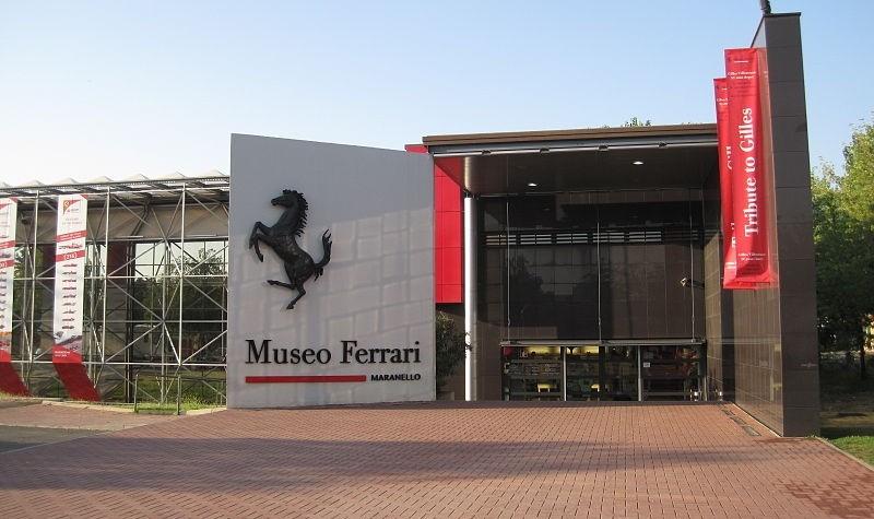 Ferrari Maranello 0007