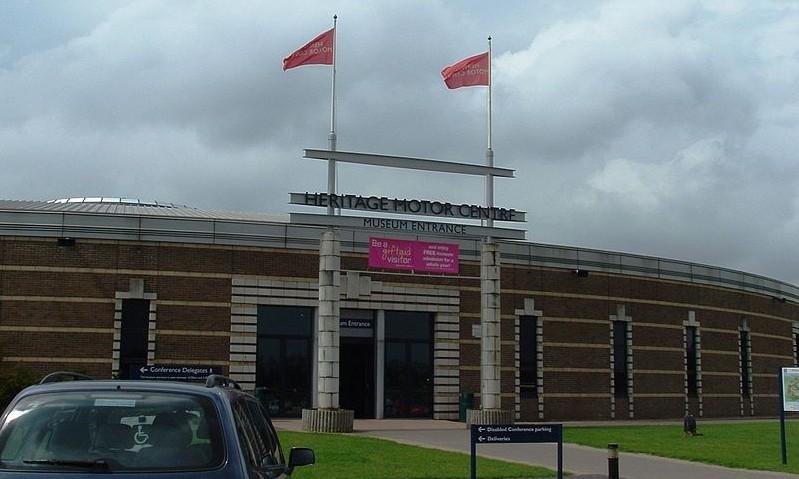 Gaydon Motor Heritage Centre