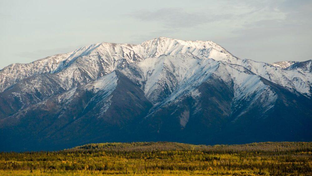 Hory na Aljašce