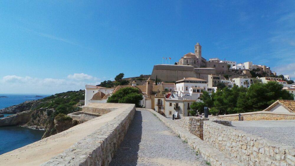 Ibiza architektura
