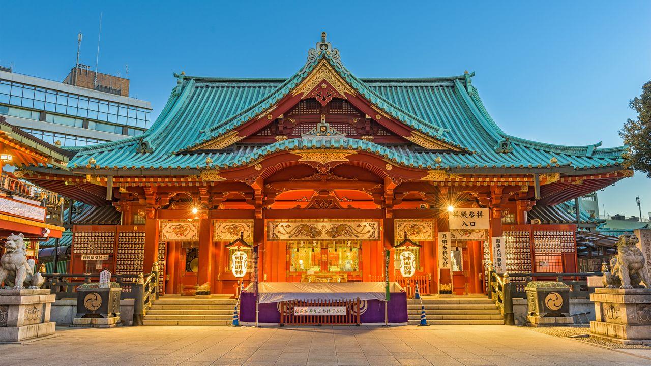Kanda Shrine Tokio