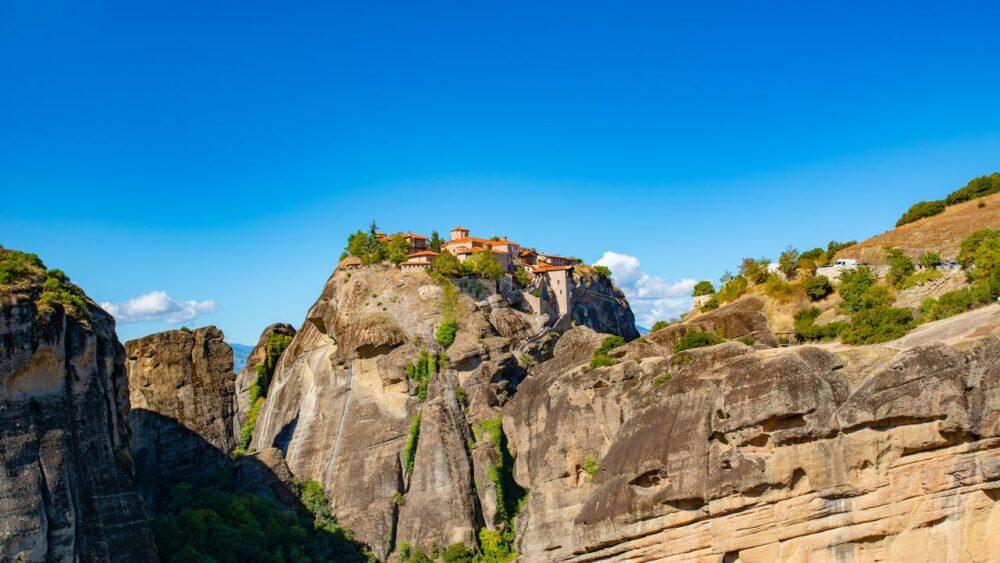 Krajina a příroda ostrova Korfu