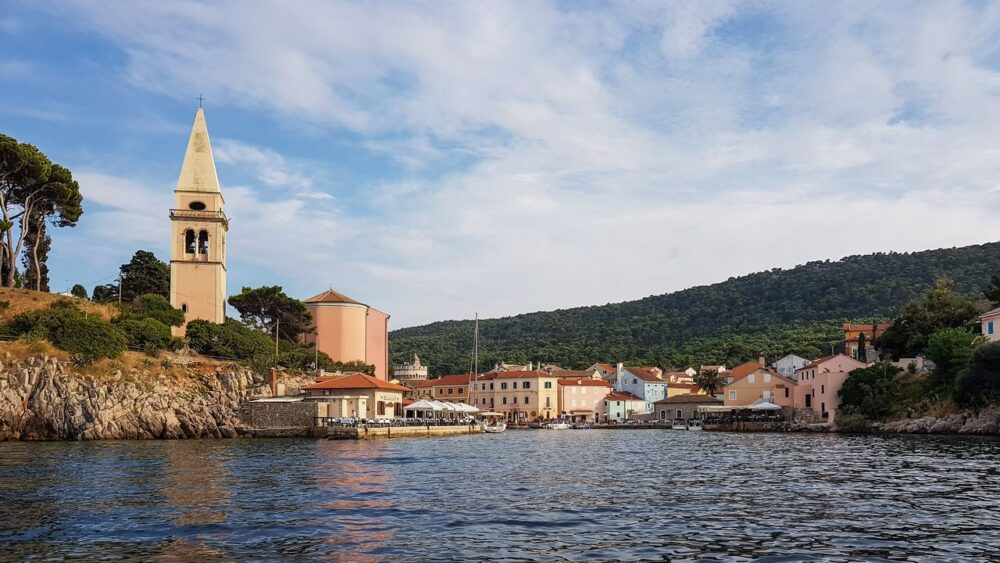 Losinj-Chorvatsko