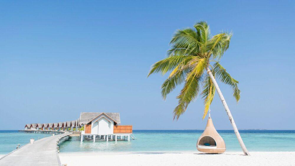 Luxusni ubytováni na Maledivách