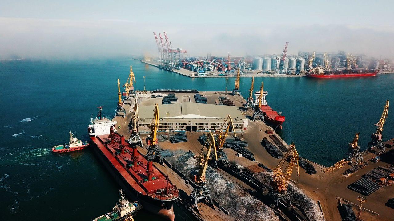 Manila přístav