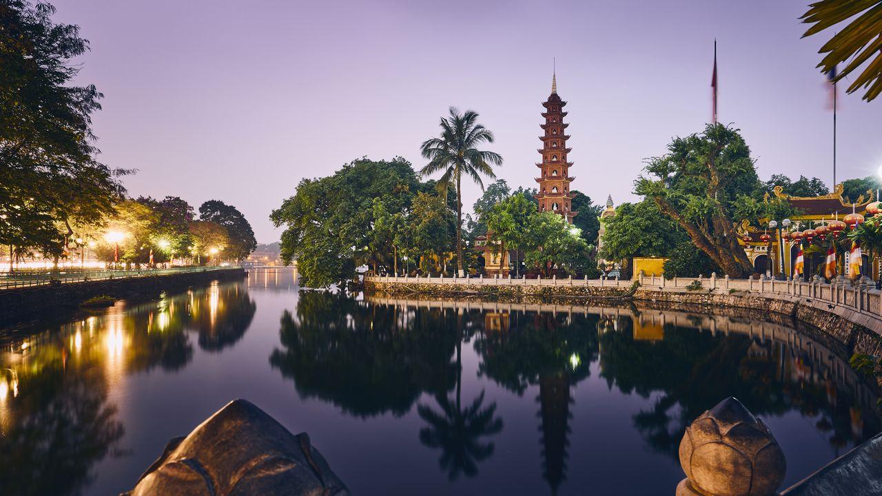 Město Hanoj