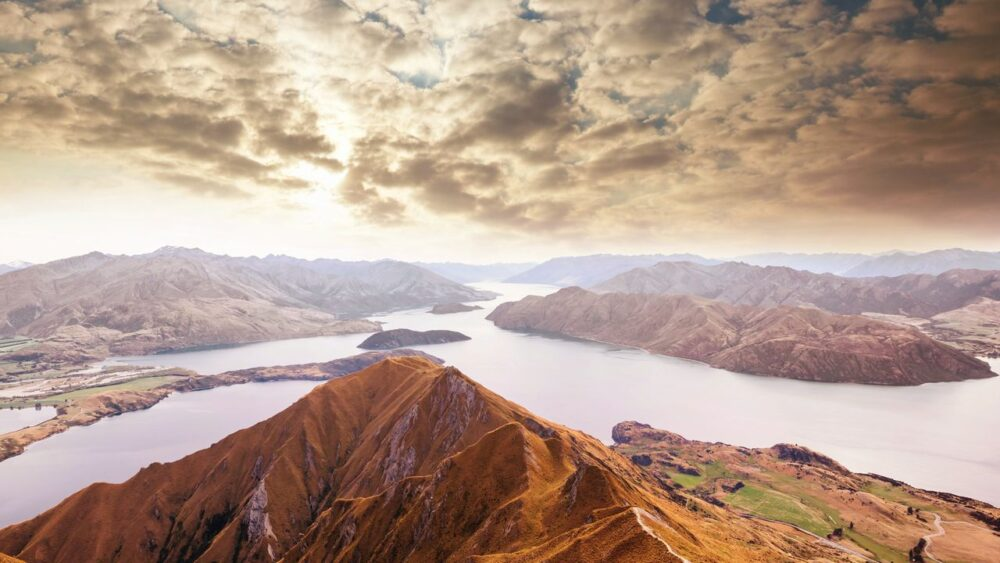 Novy-Zeland-Jezero-Wanaka