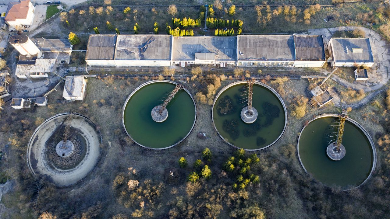 Opuštěná zóna Černobyl na Ukrajině