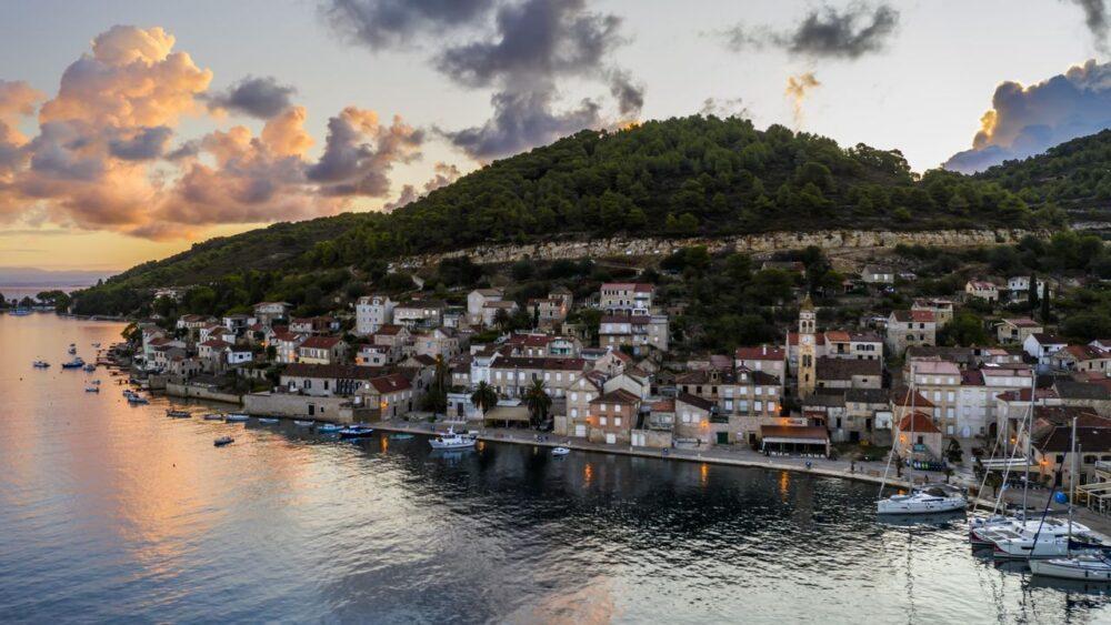 Ostrov-Vis-Chorvatsko