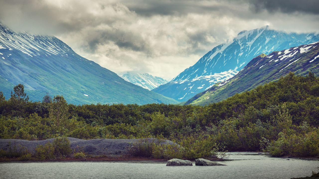 Příroda na Aljašce