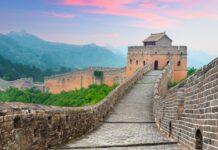 Památka Čínská zeď