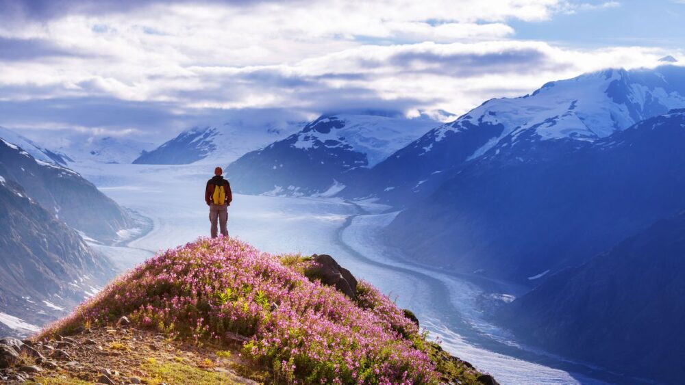 Panorama Aljaška