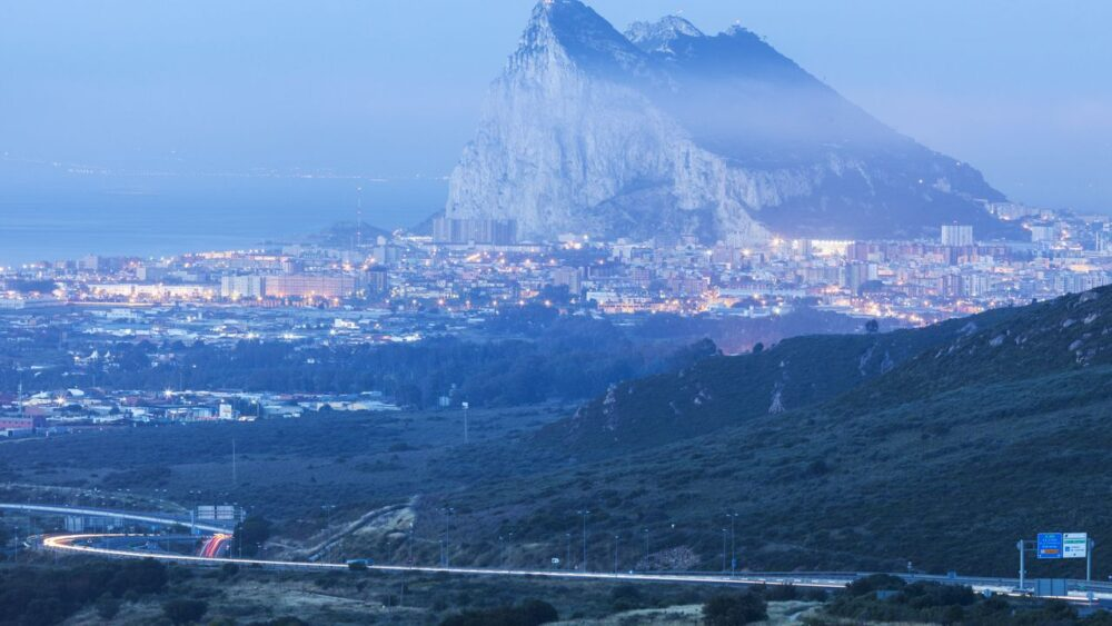 Panorama Gibraltar 1