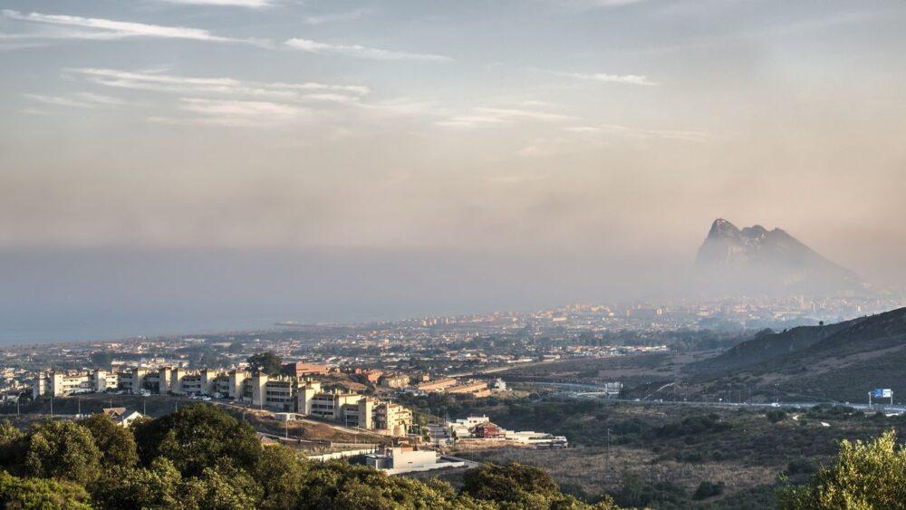 Panorama Gibraltar