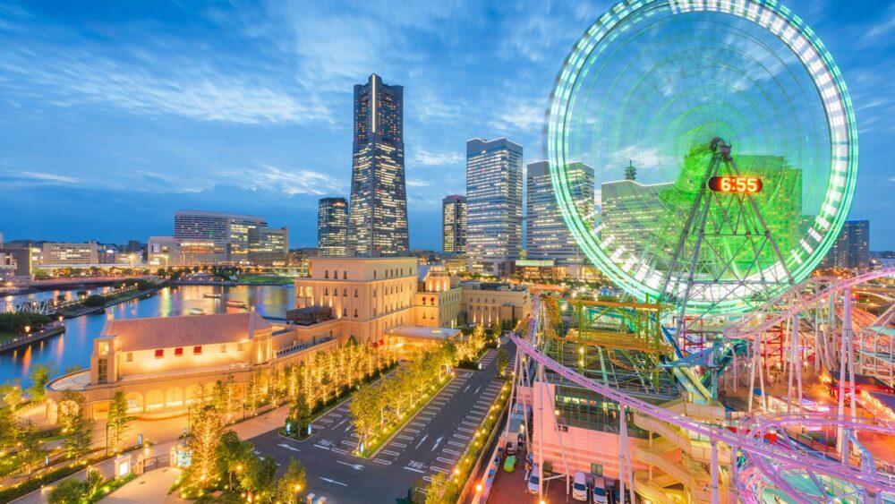 Panorama Jokohama