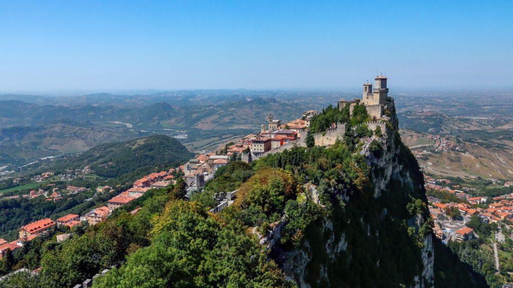 Pevnost-v-San-Marino
