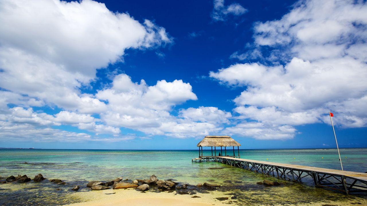 Pláže Mauricius