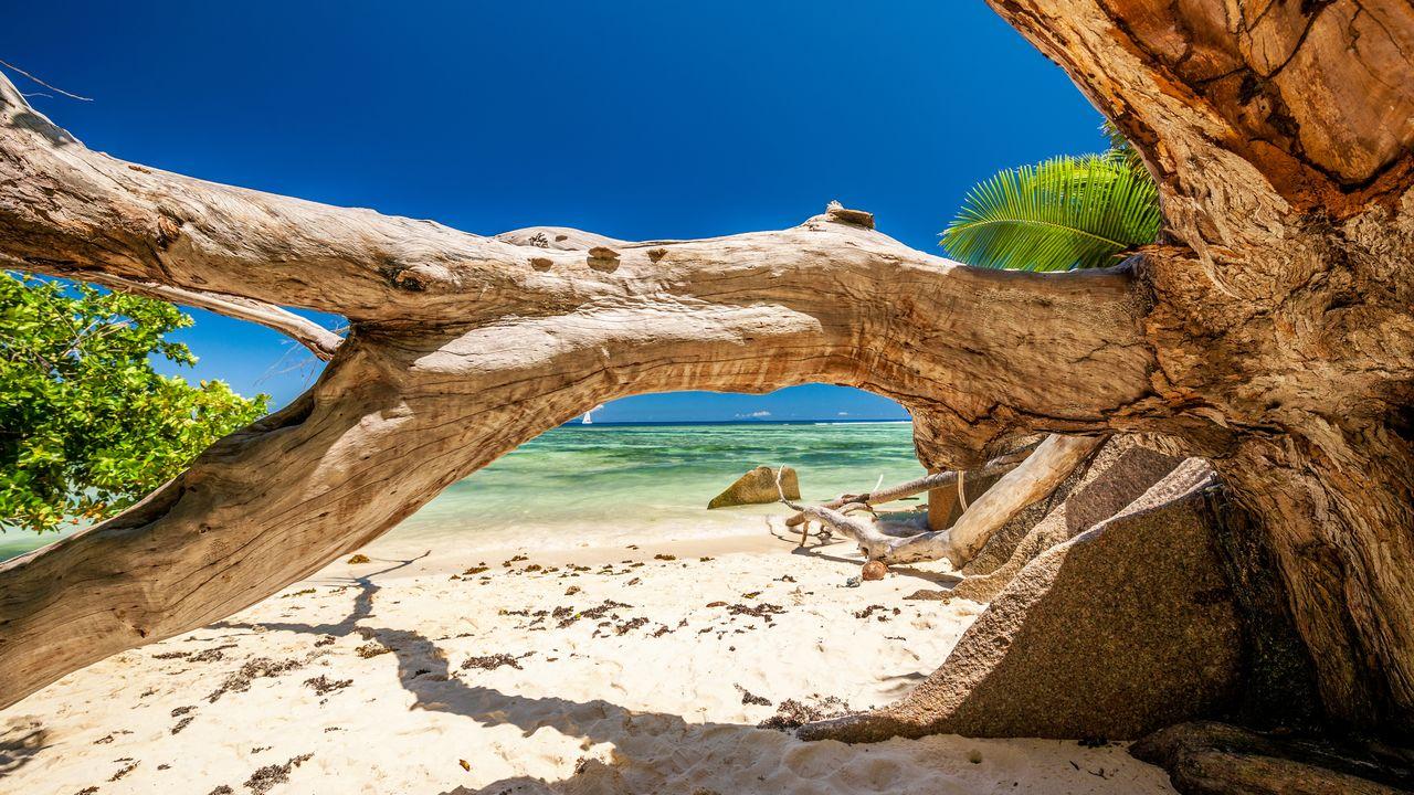 Pláže a příroda Seychely