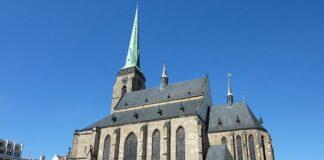 Plzen katedrala