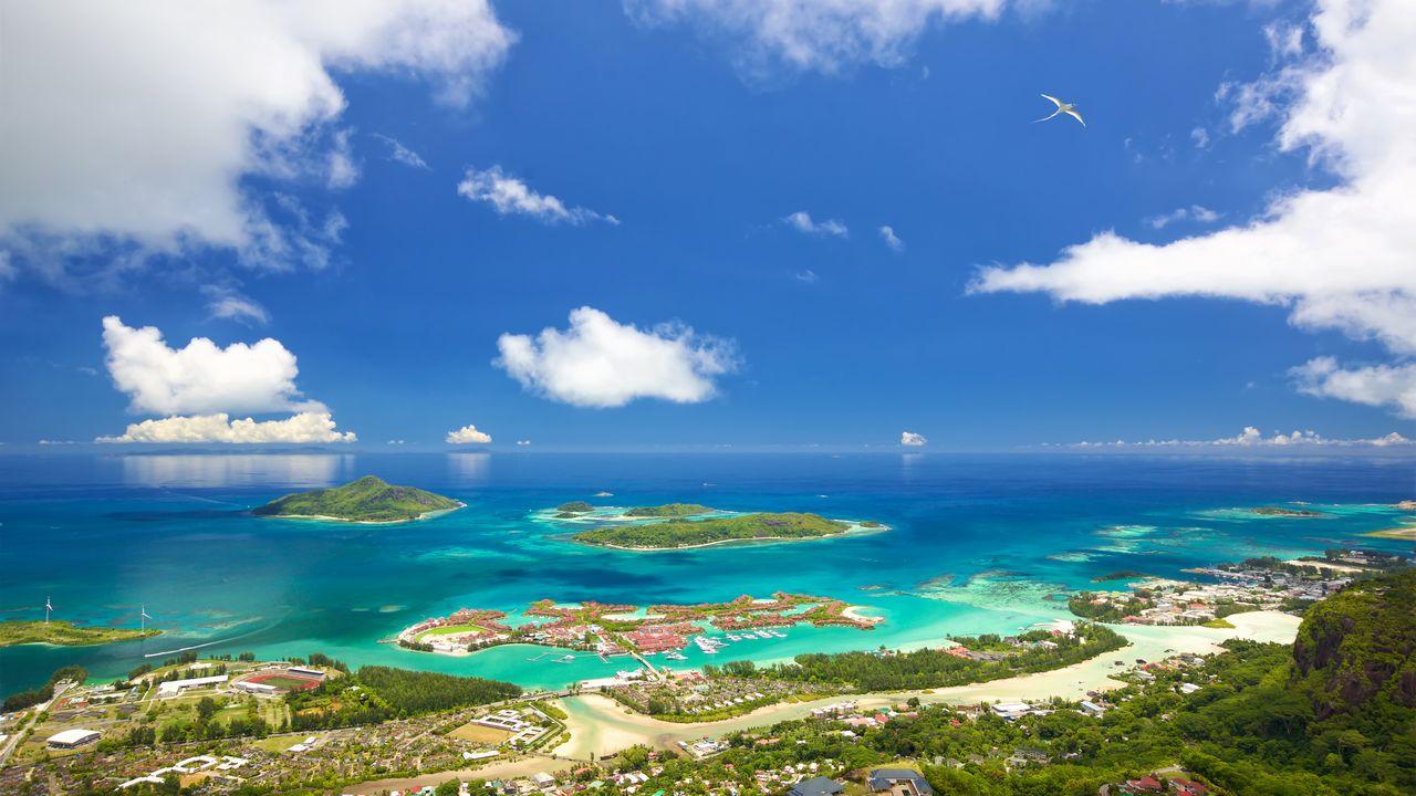 Pobřeží Seychely