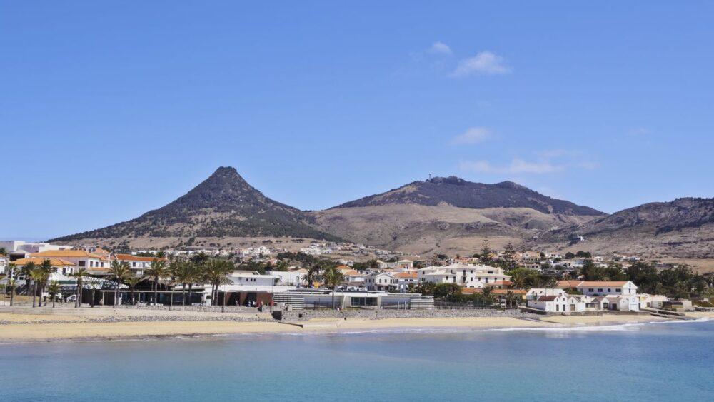 Porto Santo krajina
