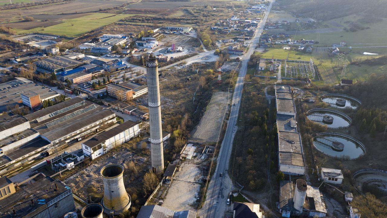 Průmyslová zóna Černobyl