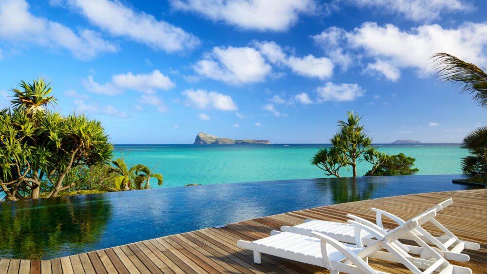 Relax na tropickém ostrově Mauricius