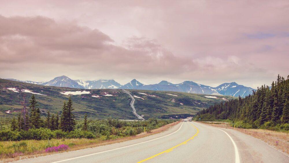 Silnice Aljaška