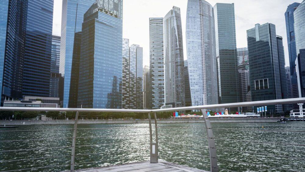 Architektura v Singapuru