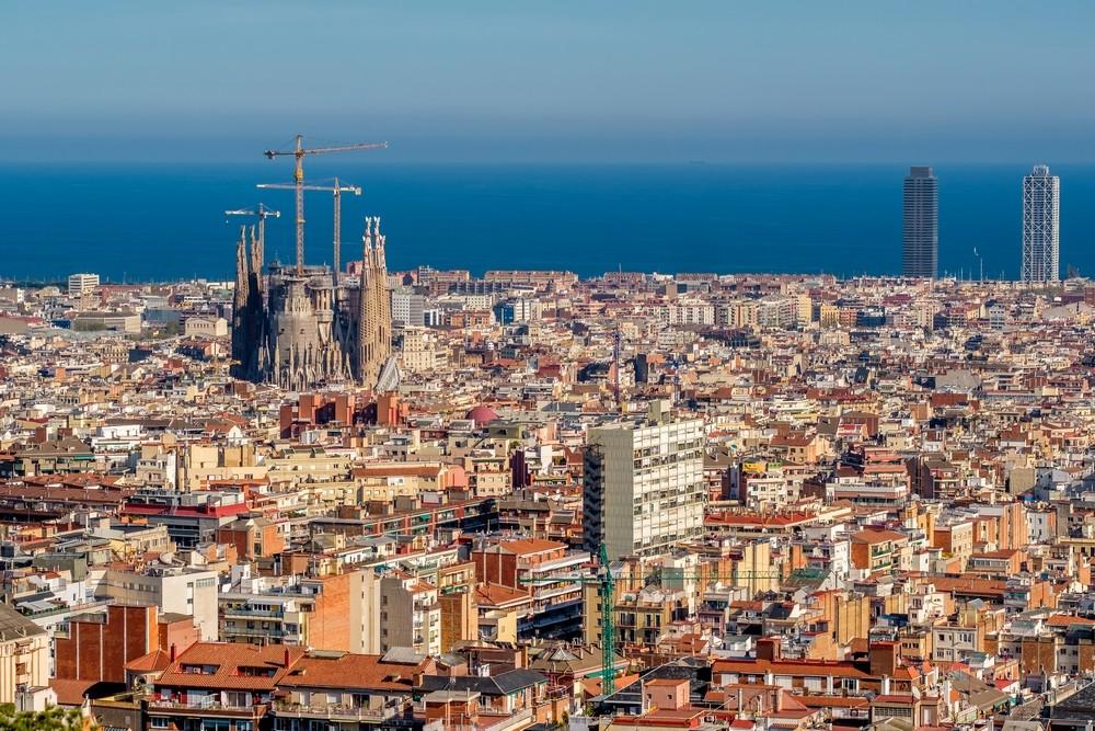 Město Barcelona
