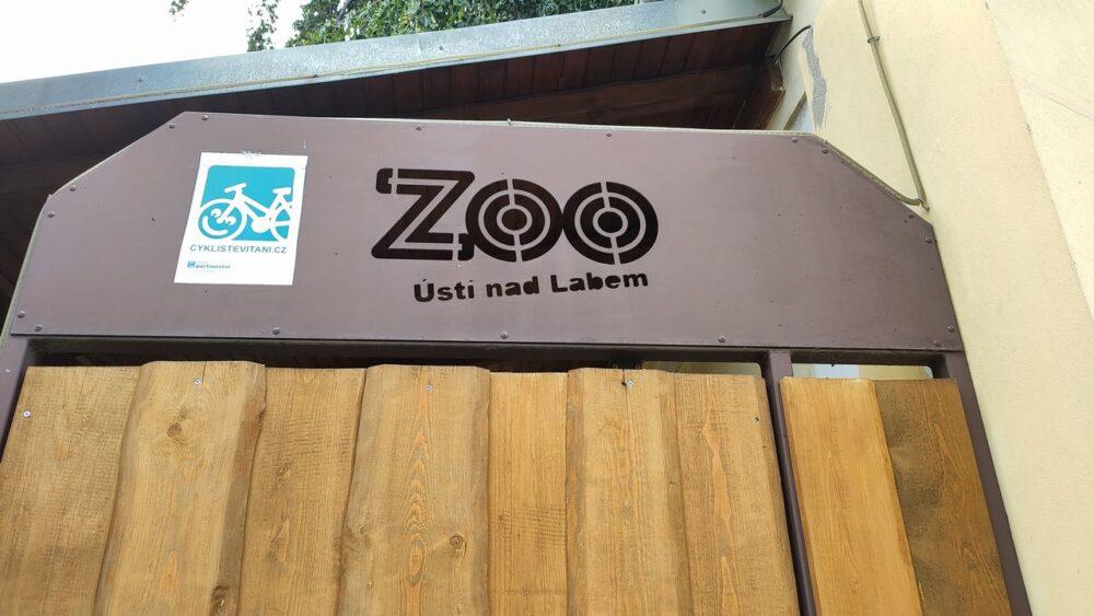 Brana zoo ústí nad labem