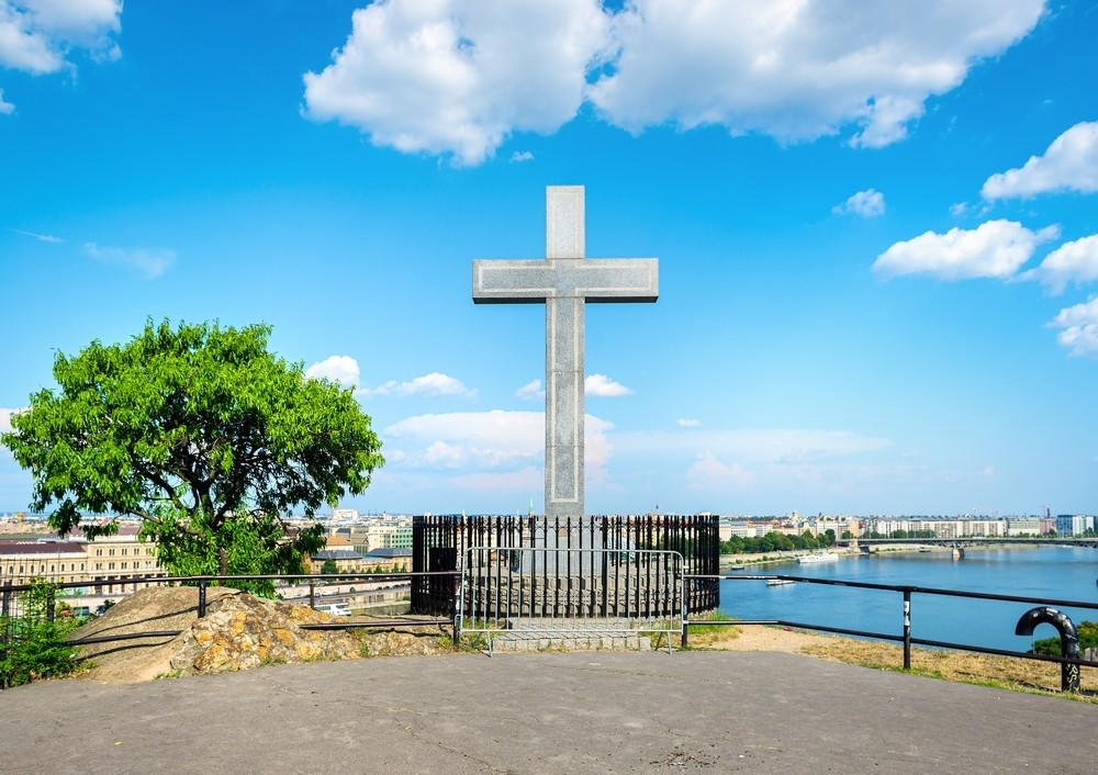 Památka v Budapešti