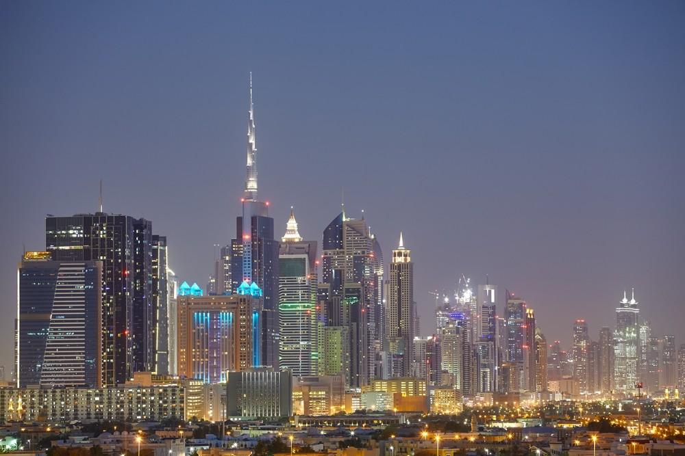 Dubaj - Spojené Arabské Emiráty.