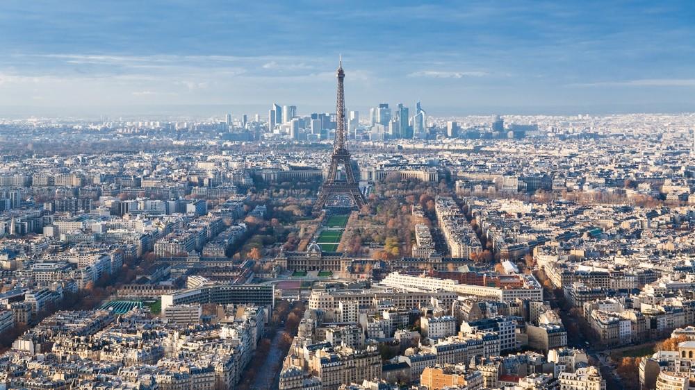 Paříž a věž