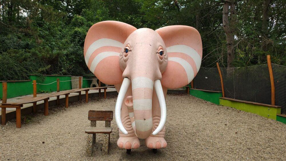 Hřiště pro děti zoo ústí nad labem