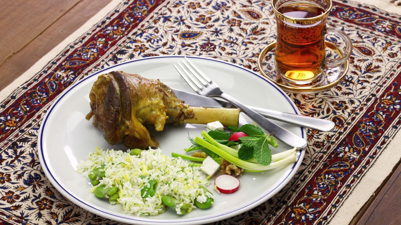 Iránská kuchyně