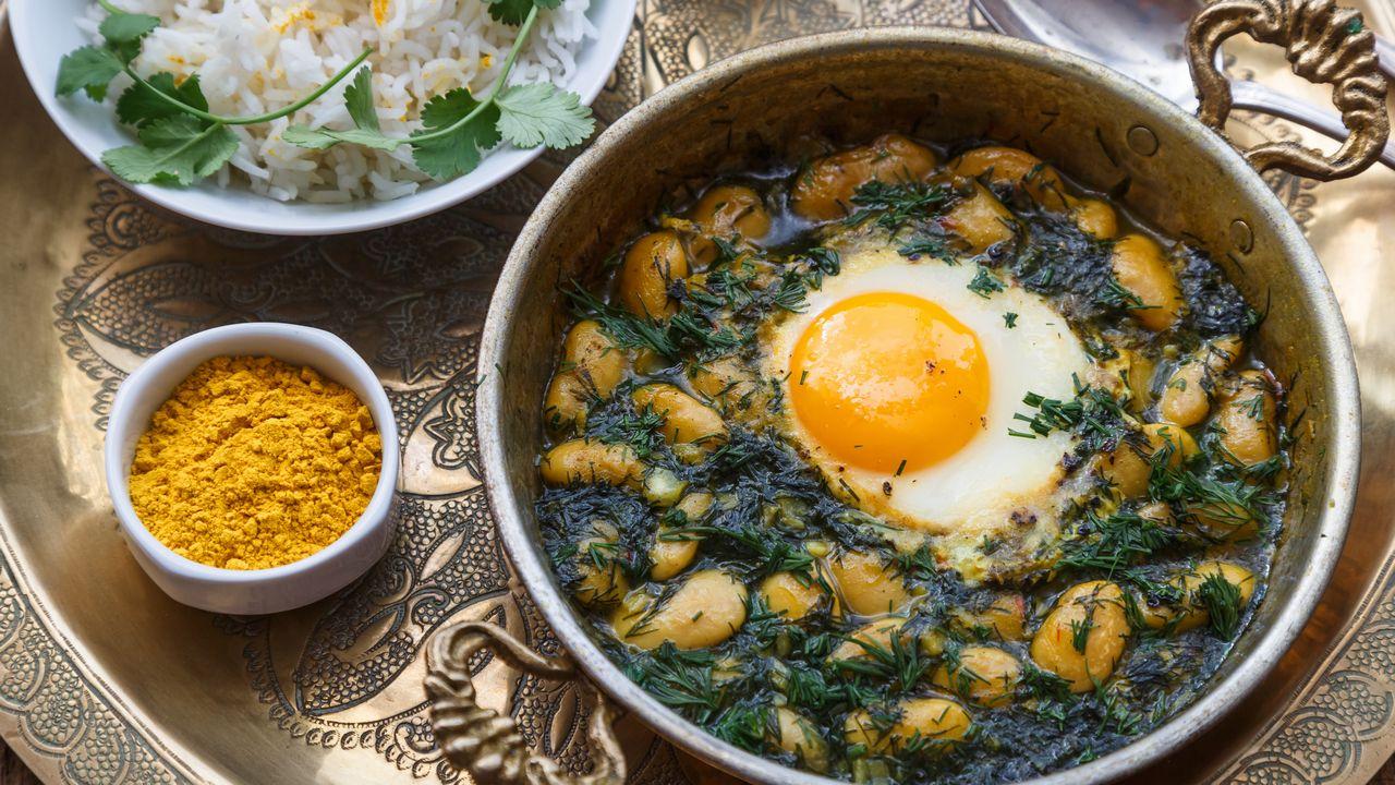 Iranská snídaně
