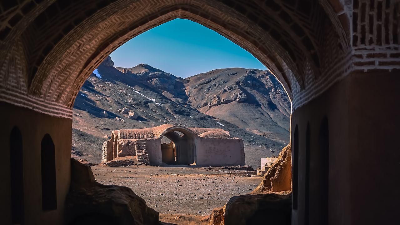 Iránské památky