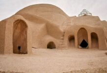iransky palac