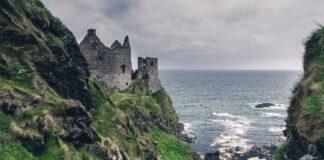 irsko pamatka hrad