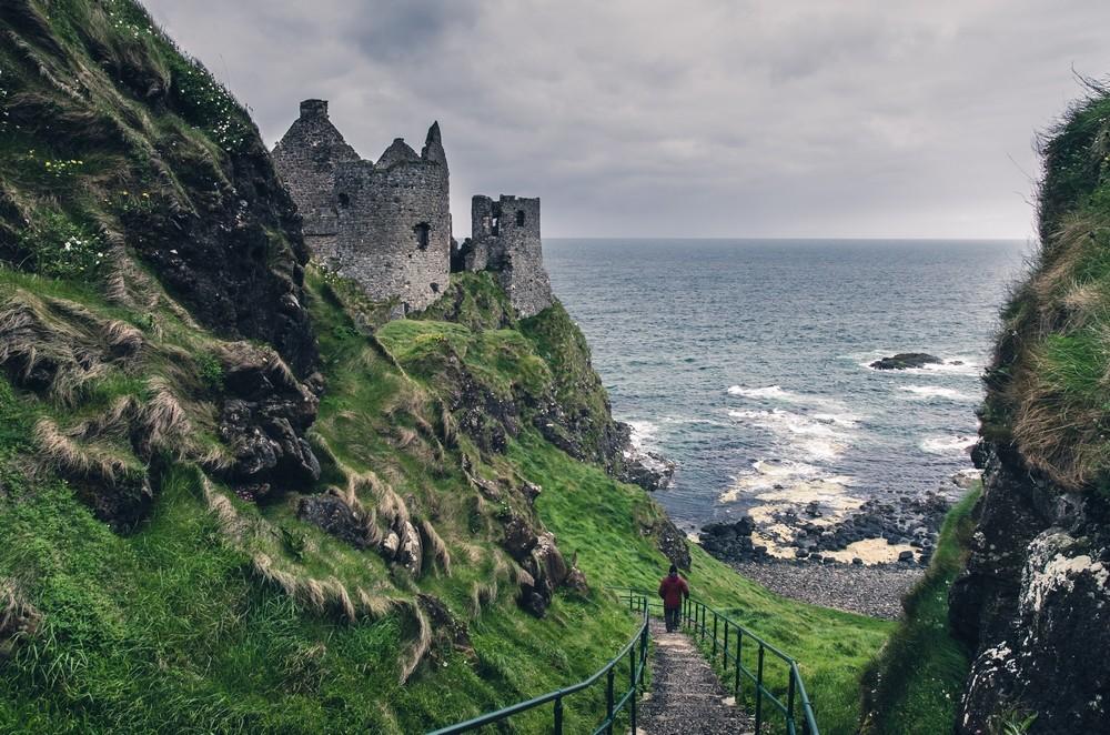 Hrad v Irsku