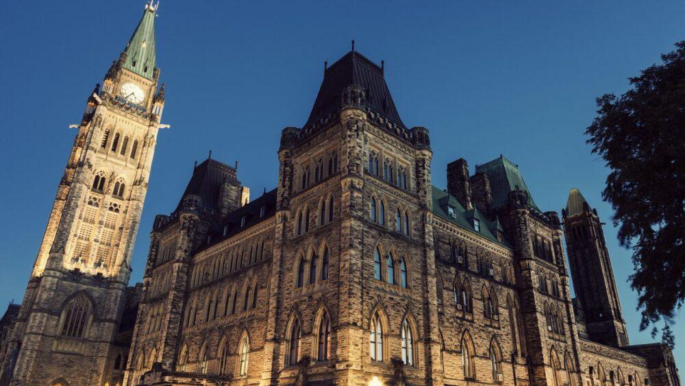 Kanadský parlament